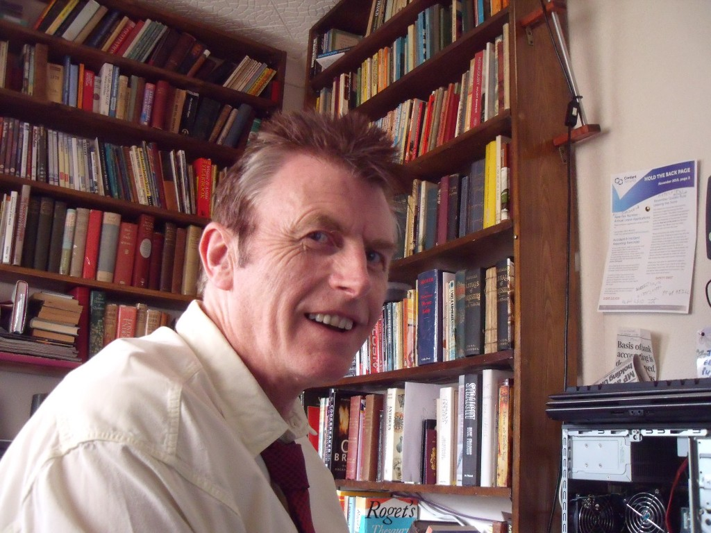 John Ashtone Author