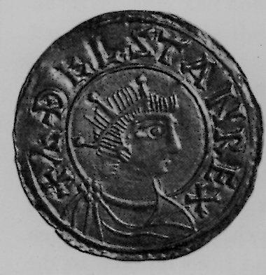 Aethelstan Silver penny