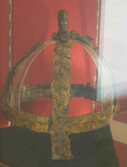 Benty Grange Anglo-Saxon Helmet