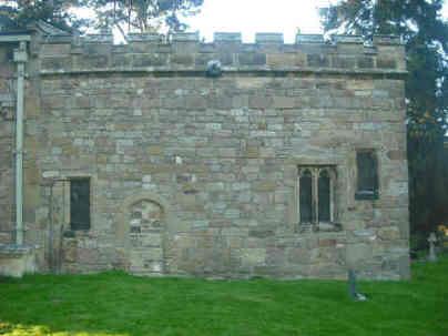 Kirby Hill Anglo-Saxon Church