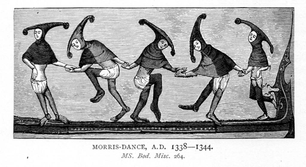 Morris Dancing 14th Century