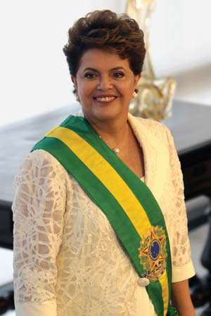 Dilma Rousseff, former President of Brazil