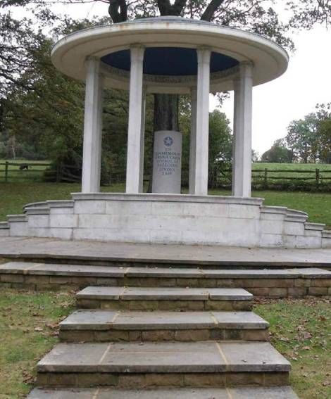 ABA memorial Runnymede