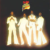 Band Slade Flame album cover