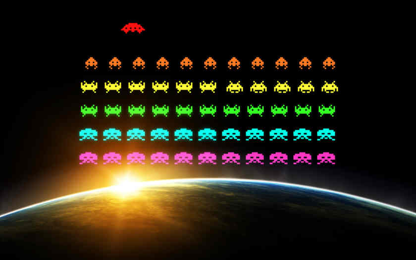 Back in the 1980s loads of kids wrote computer programmes of space invaders for the old Commodore 64 & Sinclair spectrum.