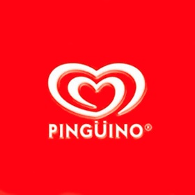 PInguino ice cream logo