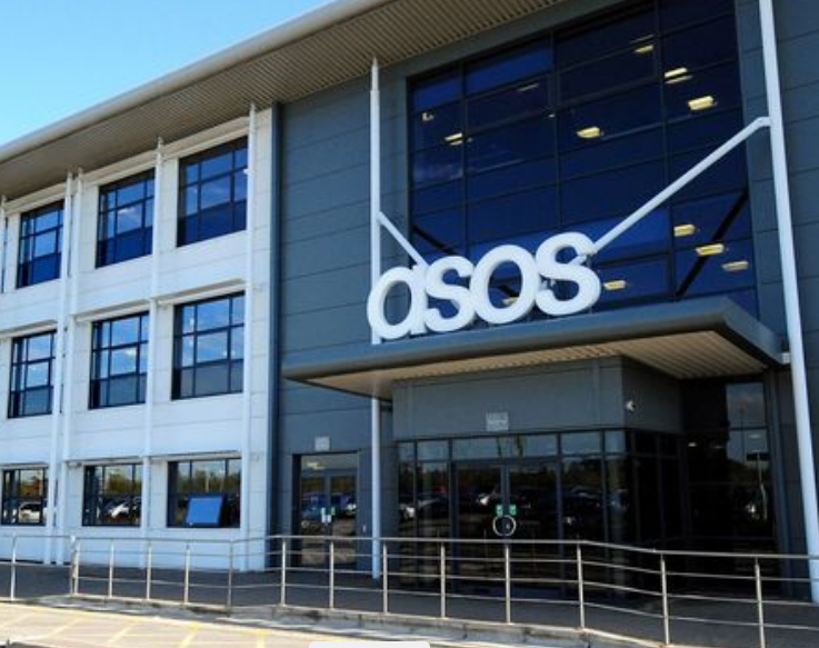ASOS Grimethorpe