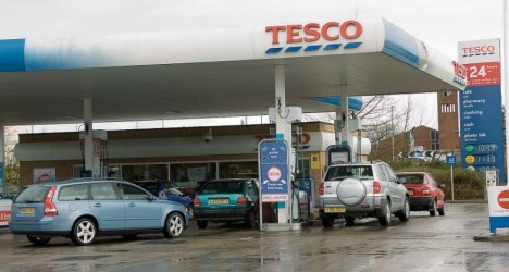 Tesco Daily Mail pic