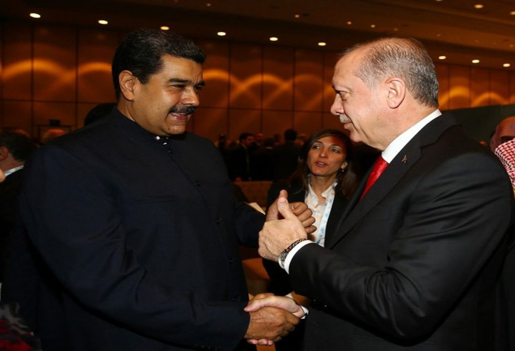 Presidents Erdogan & Maduro